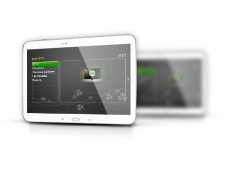 Trinity TV на Android планшете